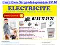 Électricien à Garges-lès-Gonesse