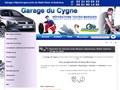 Garage du Cygne : garage près de Watten