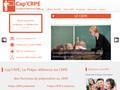 Cap'CRPE : la prépa de référence au CRPE