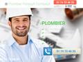Entreprise de plombier à Pontault Combault