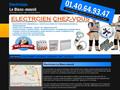Electricien sur Le Blanc Mesnil