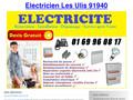 Electricien sur Les Ulis