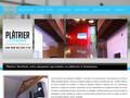 Plâtrier Martinat : entreprise de plaquiste à Lyon