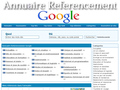 Annuaire réferencement Google