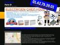 Electricien sur Paris 19ème