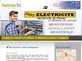 Electricien à Bobigny