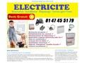 Electricien � Nogent sur Marne