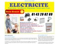 Electricien à Gagny