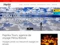 Paprika Tours : voyage au Pérou ou en Bolivie