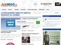 Job Mag : magazine sur l'emploi au Québec