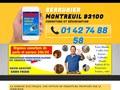 Serruriers à Montreuil