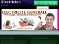 Electricien Limay