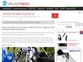 Velostocks : commercialisation, réparation et entretien de vélo