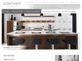 Cuisines Gonthier : aménagement et rénovation de cuisine à Québec