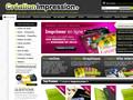 Création et impression en ligne - Imprimerie en ligne - imprimeur - imprimer - devis, tarifs