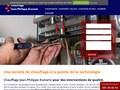 Chauffage Jean-Philippe Everarts : chauffage au bois dans le Brabant Wallon