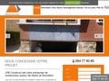 JPB Construct : maison clé sur porte à Wellin