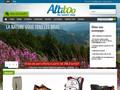 Altitoo : matériel pour tous les sports d'extérieur