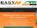 Easy Hebergement : hébergement mutualisé