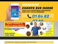 Entreprise de serrurerie à Champs-sur-Marne