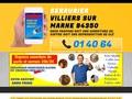 Serrurerie à Villiers sur Marne - 94350