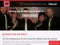 Kode Club : boite de nuit � Soignies