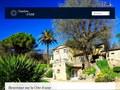 Chambres d'Azur : chambres d'hôtes confortables sur Cannes et Grasse