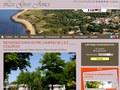 Camping Les Gros Joncs en Charente Maritime