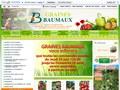 Graines Baumaux : serres et tunnels