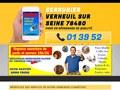 Entreprise de serrurerie à Verneuil sur Seine