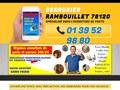 Artisan serrurier à Rambouillet