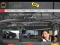 Global Transfert : service de Taxi-VTC à Annecy