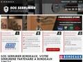 SOS Serrurier à Bordeaux