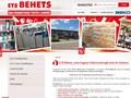 Ets Behets : électroménager dans le Hainaut