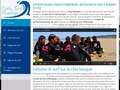 Ecole de surf � Hendaye