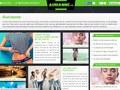 Aurianne : blog mode et santé