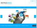 Refinamag : actualités sur le web et l'informatique
