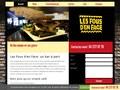 Les Fous d'en Face : billard à Liège