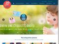 Pixilabel : étiquette pour marquer les affaires de enfants