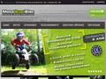 MotoQuadElec : quad �lectrique 800w 36v