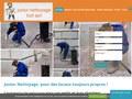 Junior Nettoyage : nettoyage de bureau à Saint-Gilles