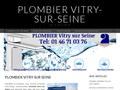 Plombier à Vitry sur Seine