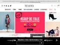 Texto Chaussures : collections de chaussures pour femmes et hommes