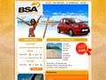 BSA Location : location de voiture en Guadeoupe