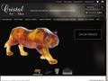 Cristal Art & Deco : objets de d�coration personnalis�s en cristal