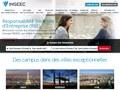 INSEEC : formation dans les secteurs du commerce, le management, le marketing, la communication et la création digitale