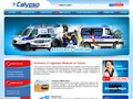 Calypso Services : transport médicalisé en ambulances en Tunisie