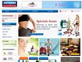 Boutique en ligne: Beauté, sport, déco, maison