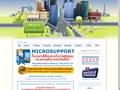 Microsupport : dépannage informatique à Paris