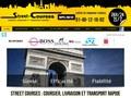 Street Courses : service coursier à Paris